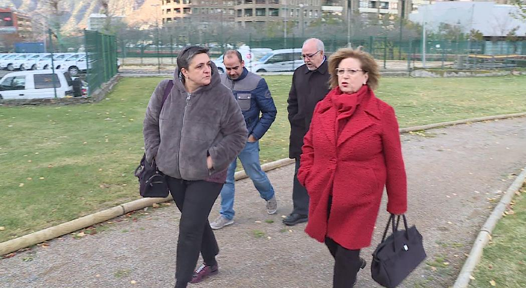La remodelació de la plaça del Poble, l'arranjament dels carrers i la connexió de Santa Coloma amb la capital, a debat a Andorra la Vella
