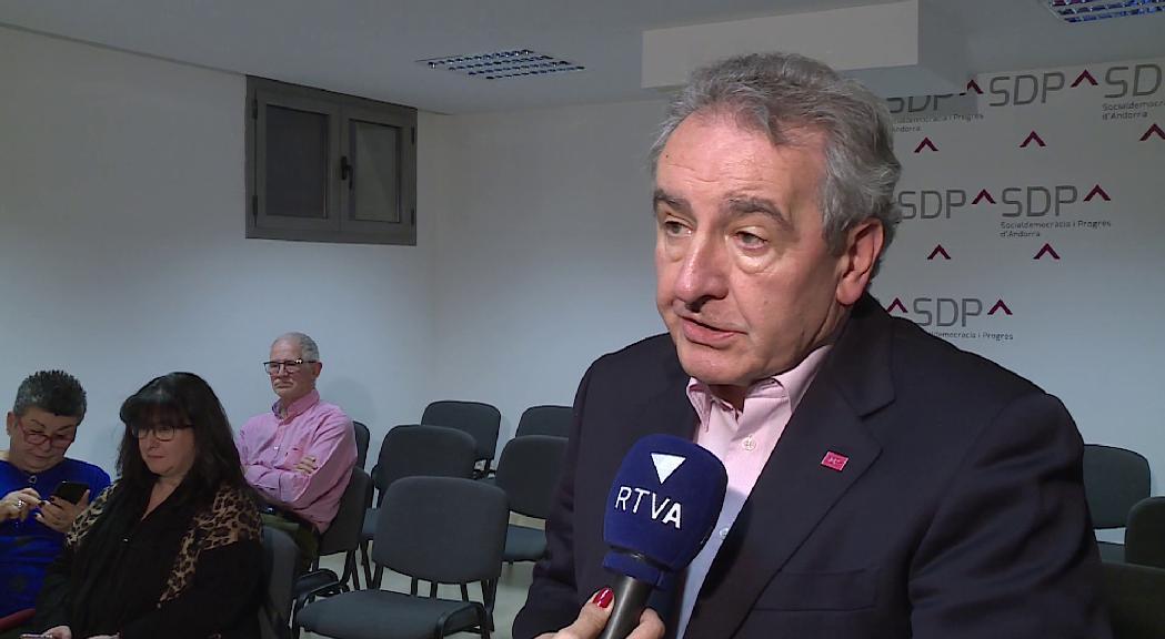 SDP aconsegueix col·locar dos candidats als consells de comú d'Ordino i Andorra la Vella