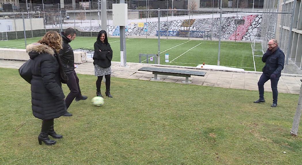 Termalisme, esports, energies renovables i gossos a la campanya electoral d'Escaldes-Engordany