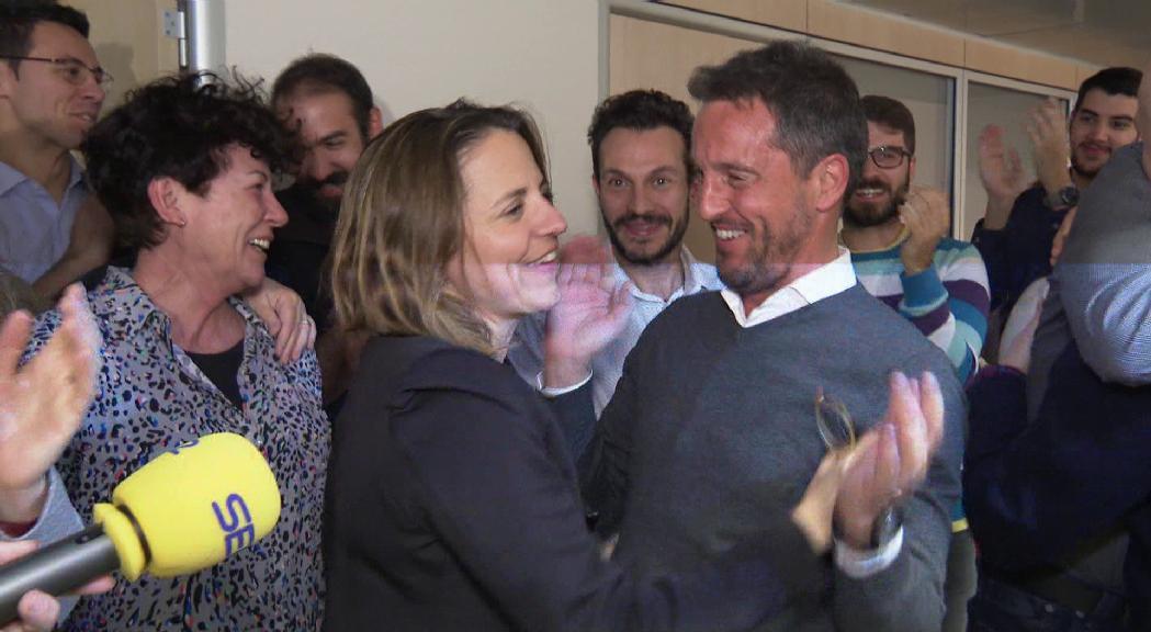 La victòria de Gili dona ales al PS
