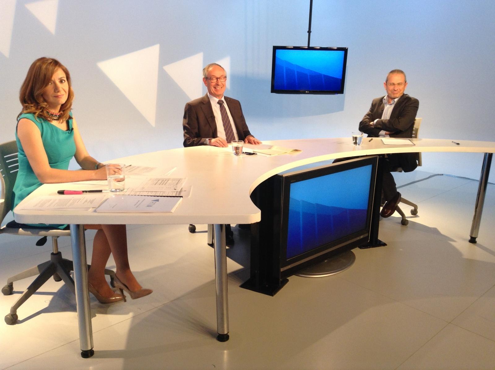 Especial visita François Hollande programa complet ATV dijous 12 de juny