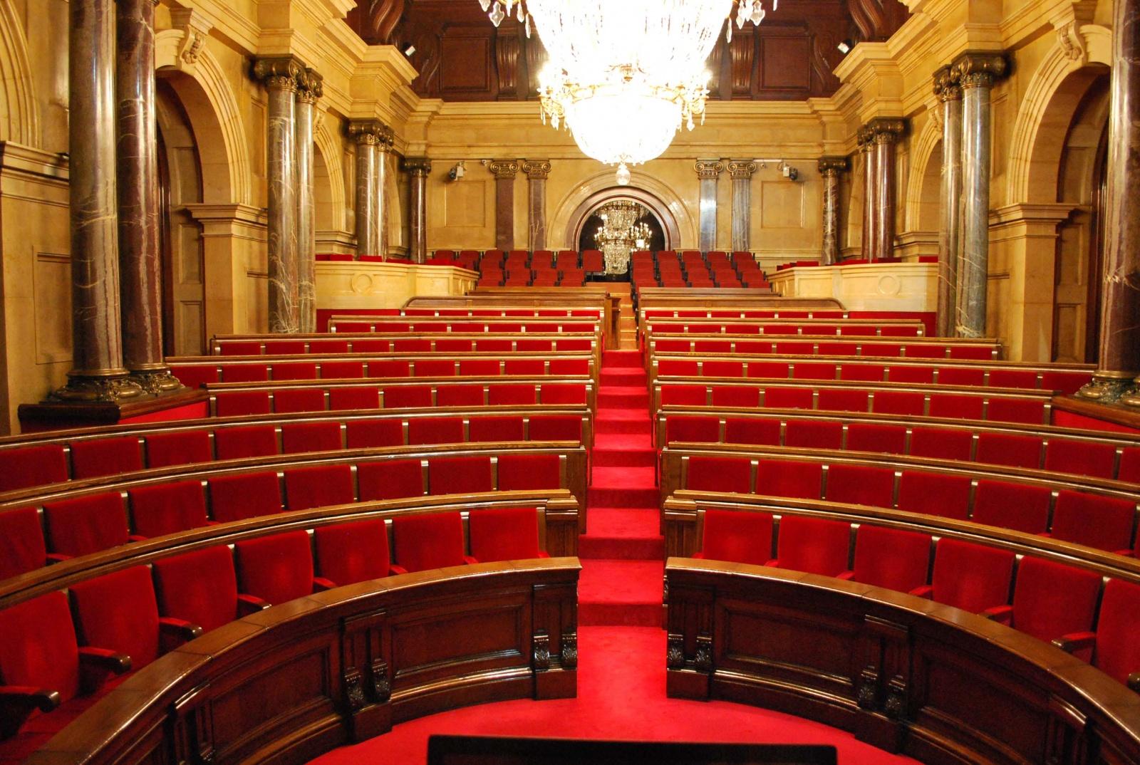 L'actualitat catalana al Parlament