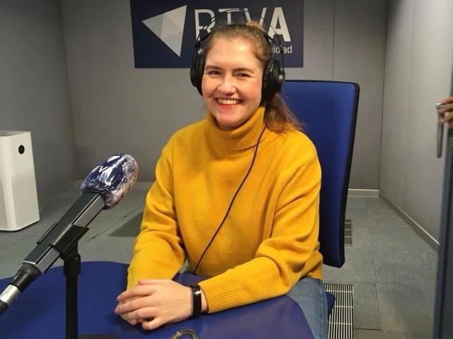 Sobrellengua: Daria Gavrilova