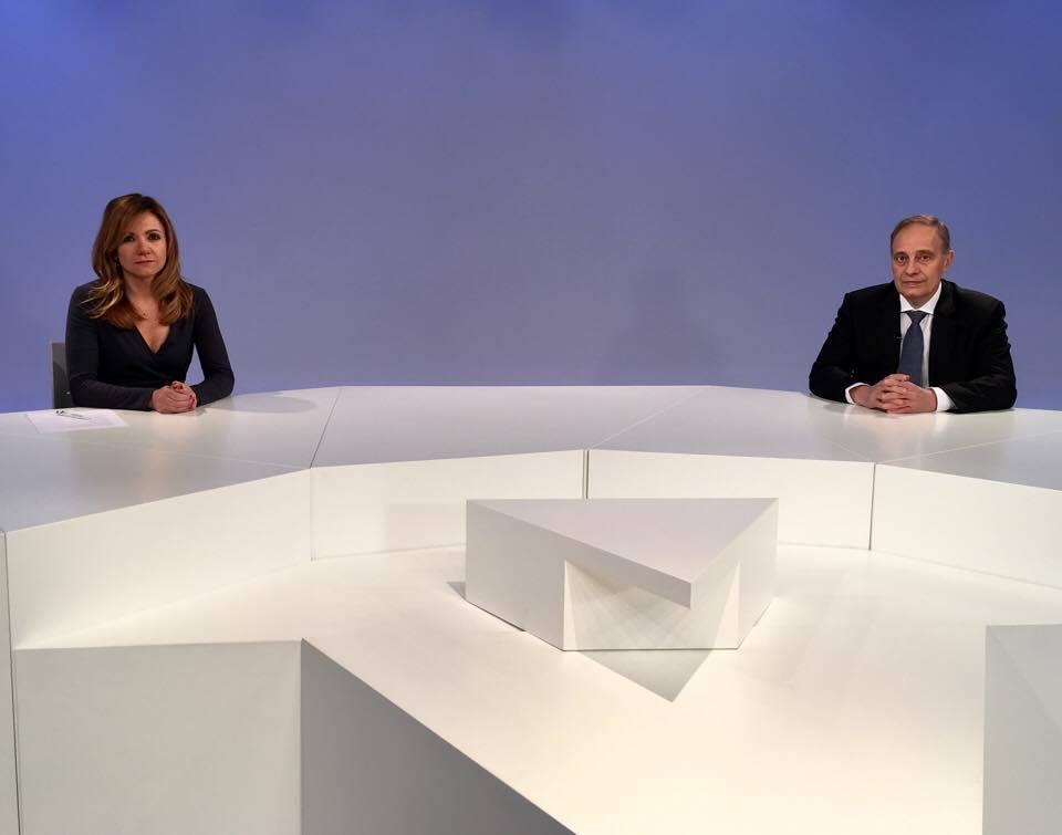 Entrevista al president del grup liberal, Josep Pintat