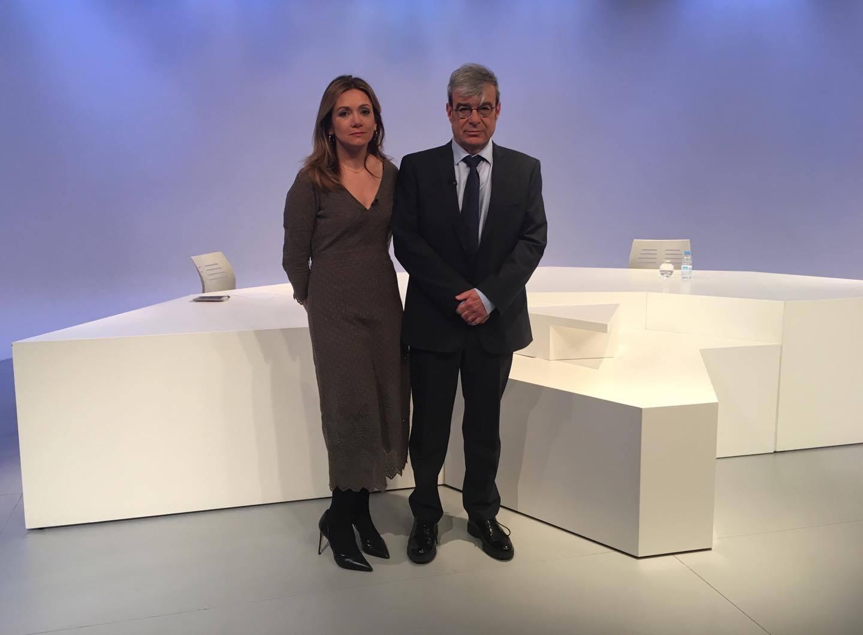 Entrevista al president del grup Demòcrata, Ladislau Baró