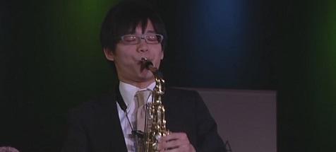 Actuació de Makoto Hondo. 1r premi
