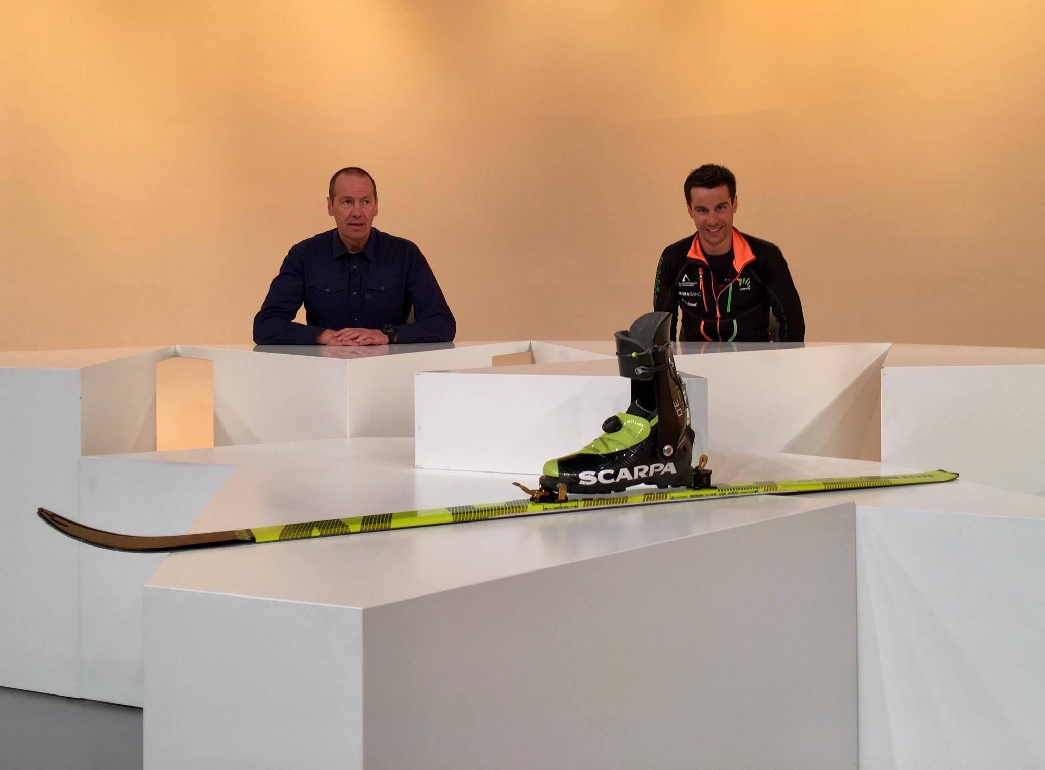Dia E 2a Part - Jaume Esteve i Xavi Areny analitzen la pròxima temporada d'esquí de muntanya