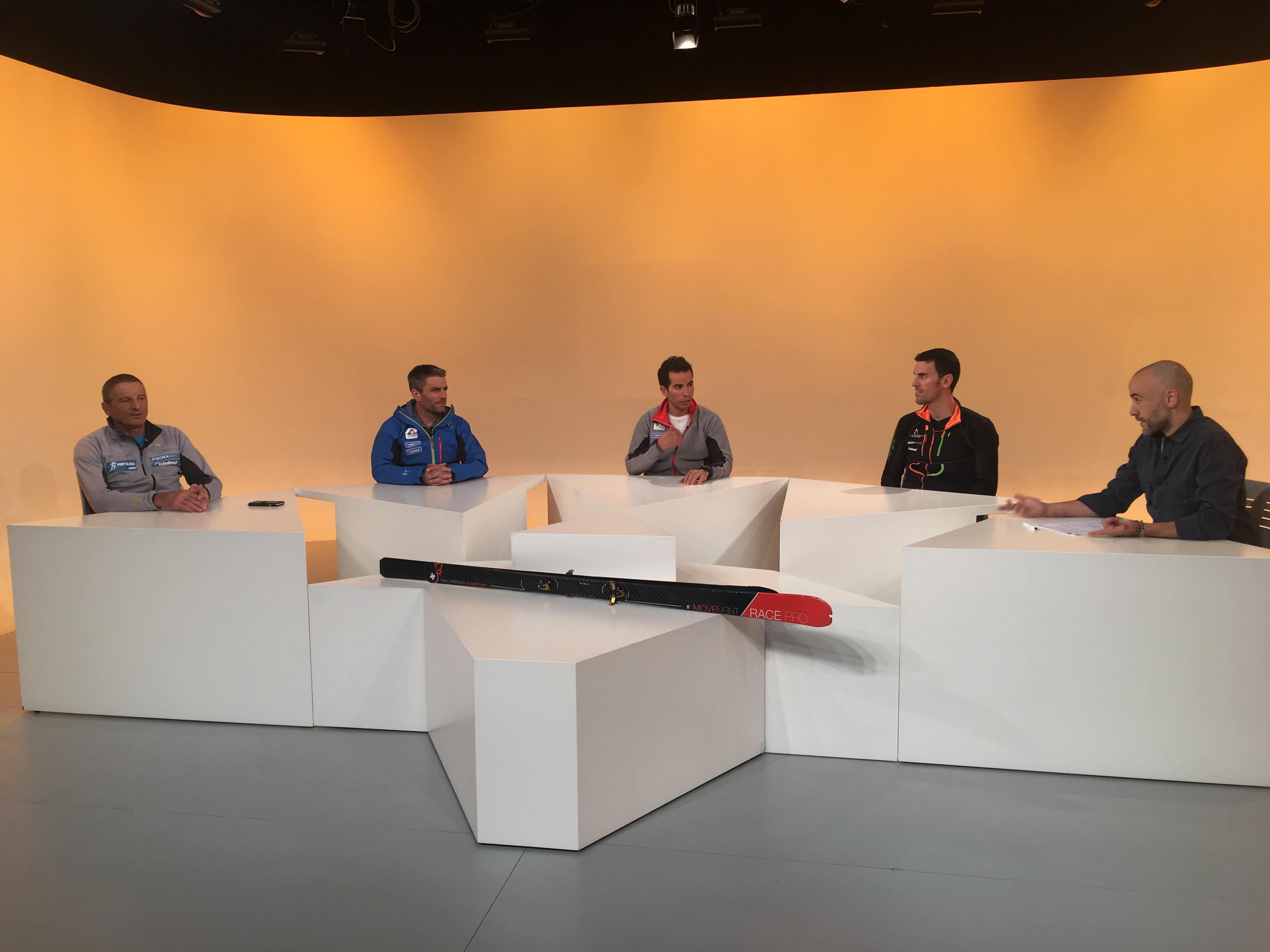 Dia E 2a part - Els protagonistes andorrans de la Copa del Món Font Blanca 2018