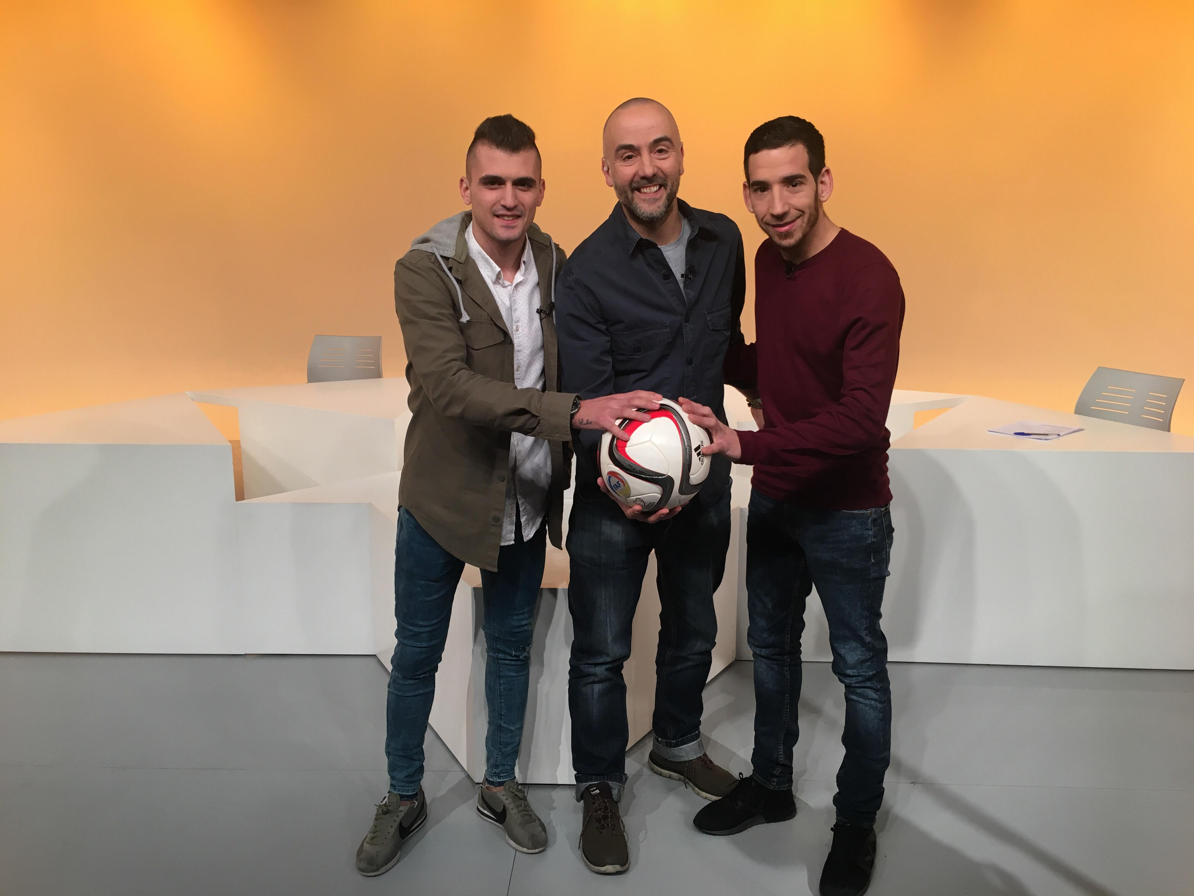 Dia E 1a Part - Bona ratxa de l'FC Andorra