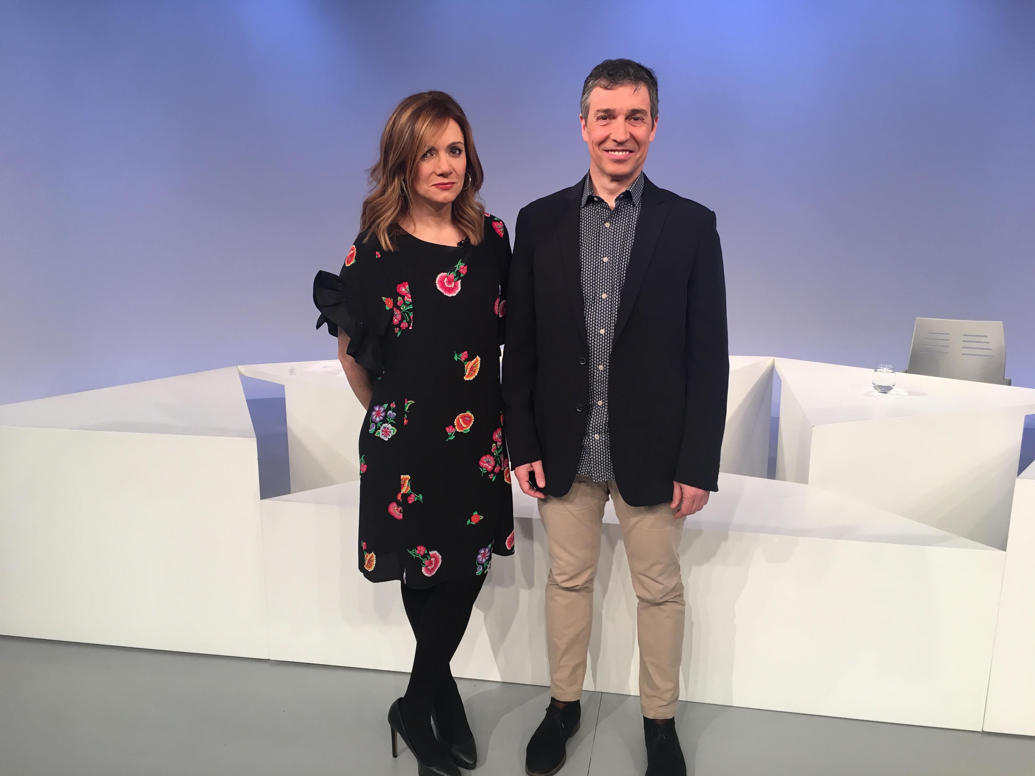 Entrevista a Marc Pantebre