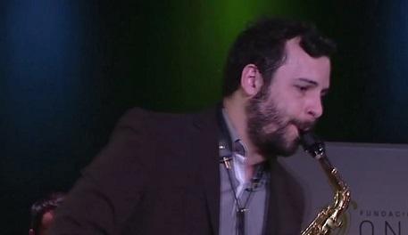 Actuació de Nicolas Arsenijevic. 2n premi