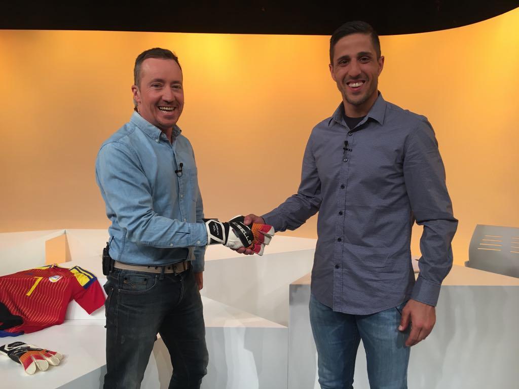 Dia E 2a Part - Ferran Pol marxa del Futbol Club Andorra després de set anys
