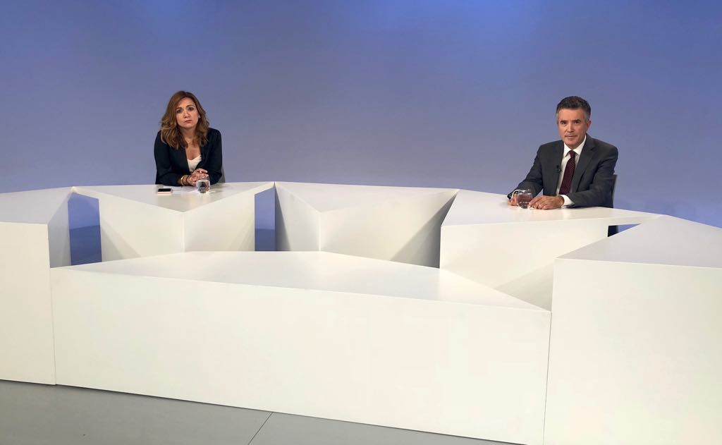 Entrevista al síndic general, Vicenç Mateu