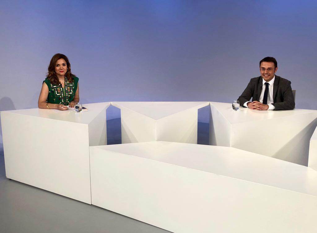 Entrevista al secretari d'Estat de Salut, Joan Antoni Leon