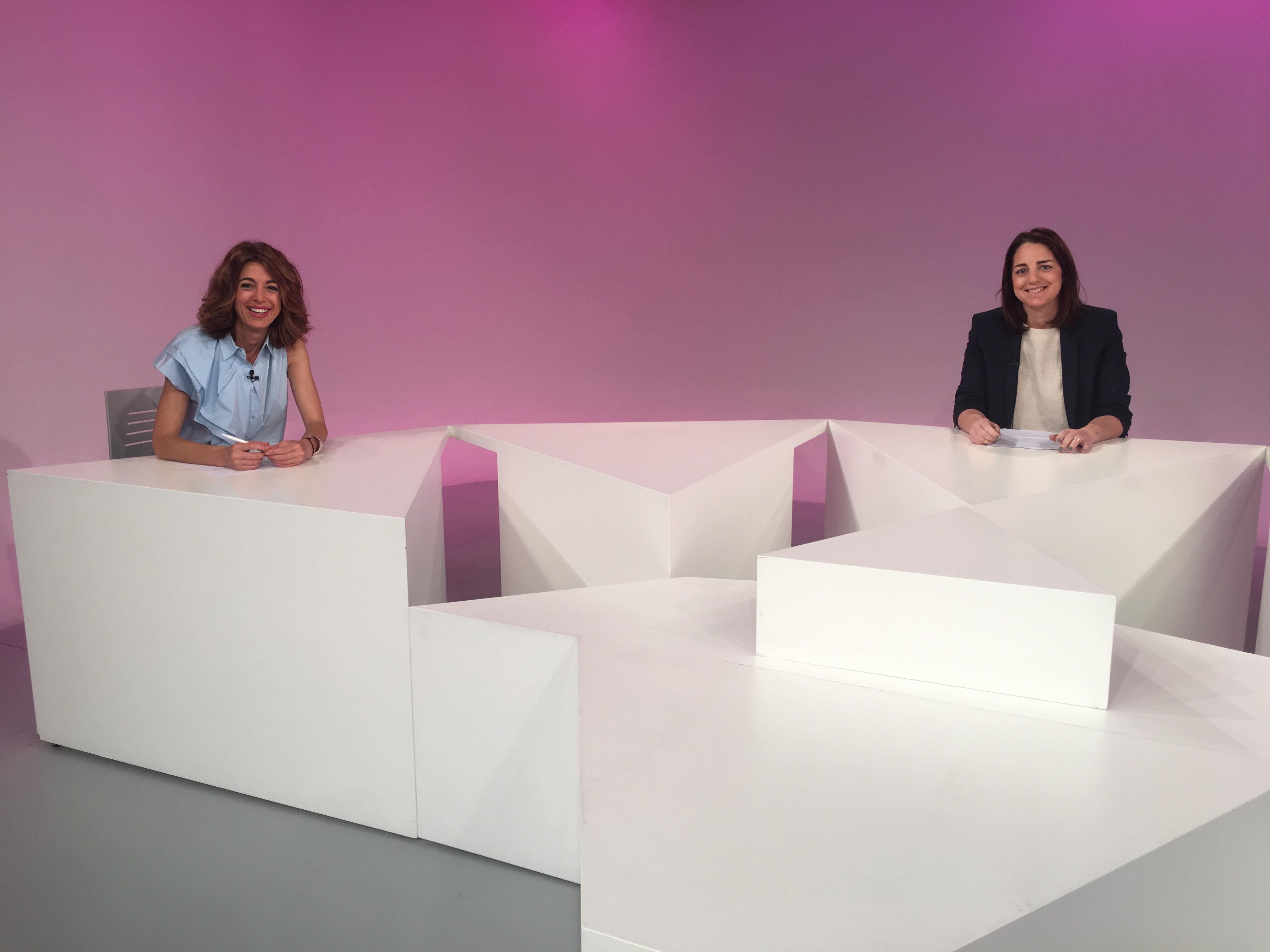 La rotonda 2a part - Entrevista a Cristina Cerqueda