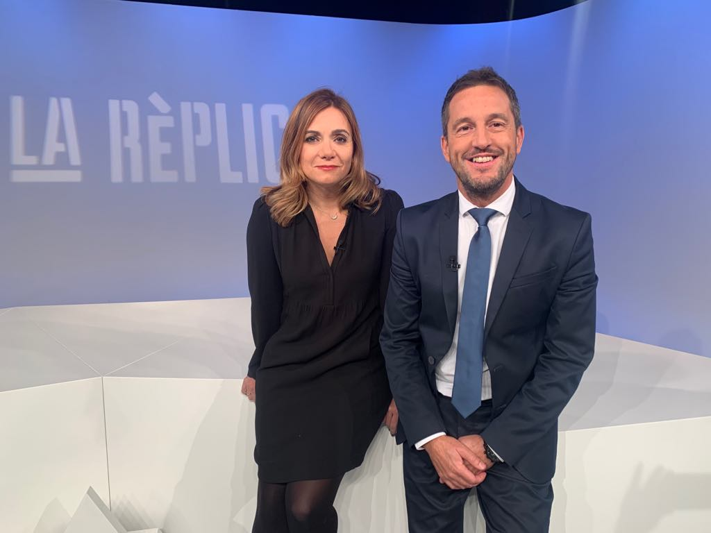 Entrevista al president del grup socialdemòcrata, Pere López