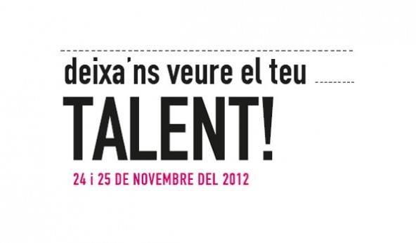 A l'agenda de la setmana talent emergent