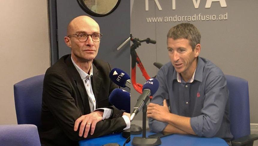 Entrevista a Albert Esteve i Sergi Baliellas
