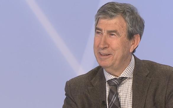 Entrevista a l'excap de Govern Albert Pintat