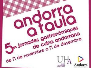 Andorra a taula, amb Òscar Juliàn