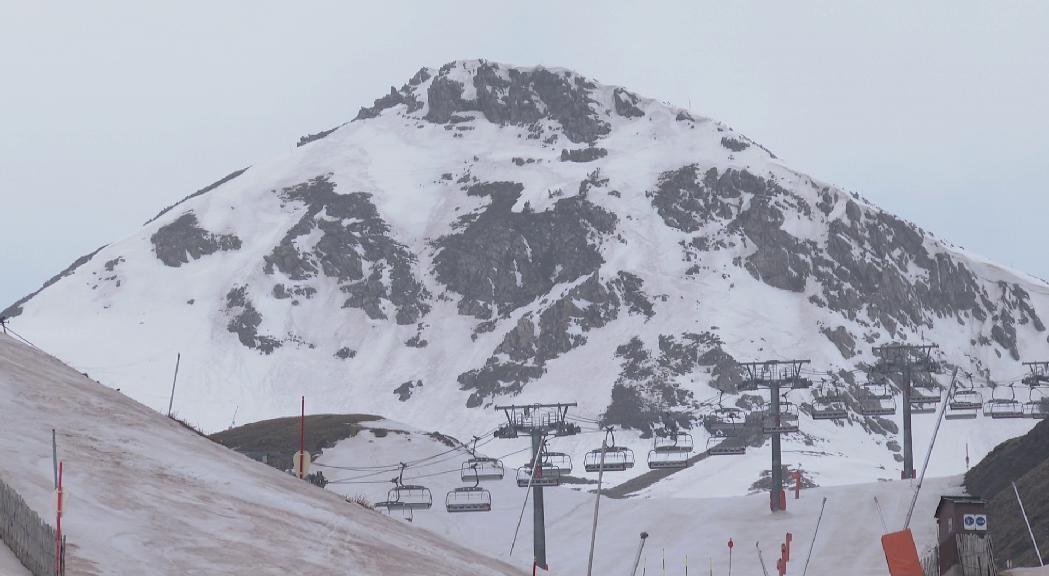Andorra en blanc 5 de març del 2021