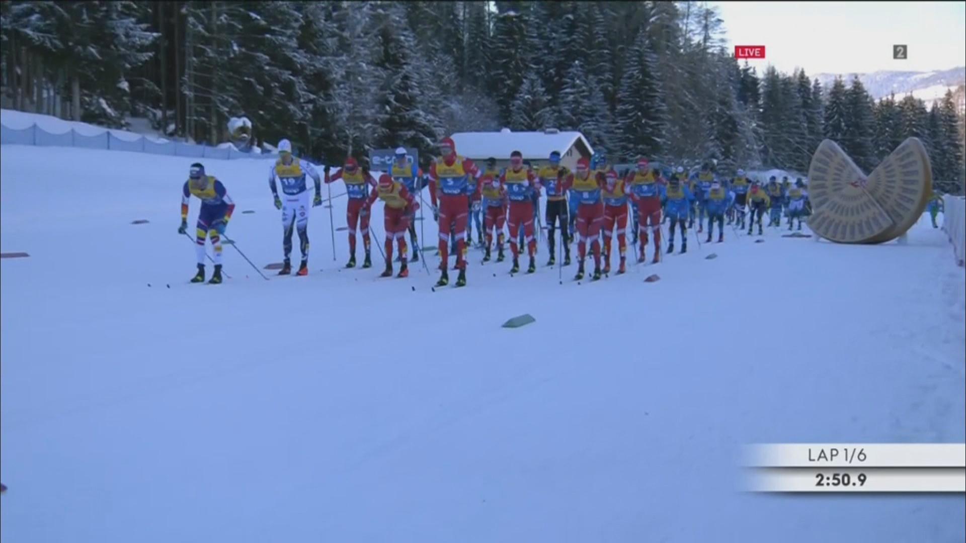 Andorra en blanc 8 de gener del 2021