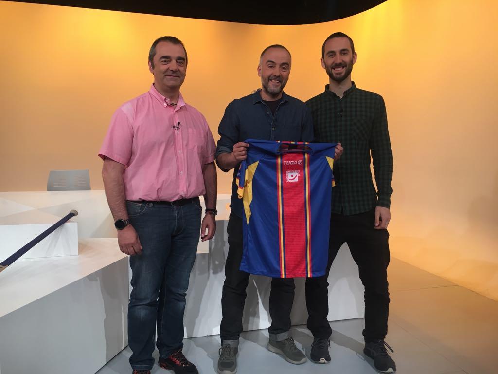 Dia E 1a part - Reptes de l'Andorra Hoquei Club després d'aconseguir la permanència