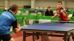 Rodríguez i Díaz obren la competició de tennis taula per equips