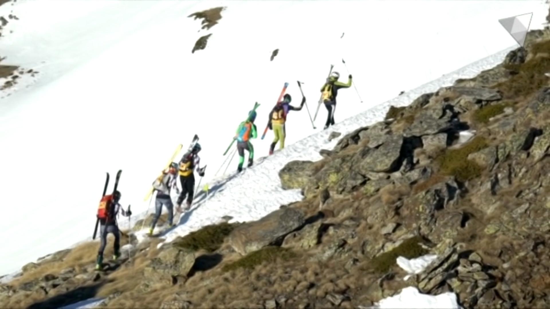 Els millors moments de l'Andorra Skimo 2019