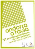 Andorra a taula, amb Òscar Julián