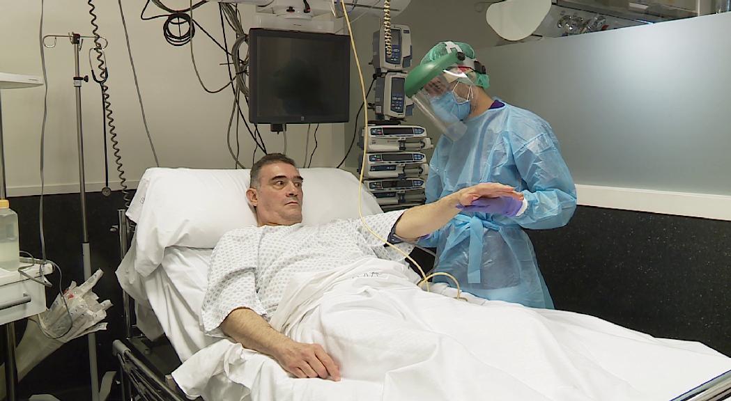 """""""Si no arribo a anar a l'hospital, segurament hagués estat tard"""""""