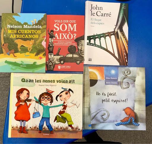 Les recomanacions de l'Anna Riberaygua