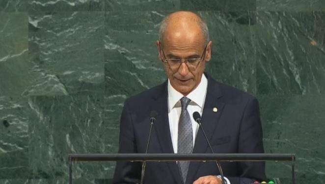 Discurs del cap de Govern a la 72a Assemblea General de l'ONU