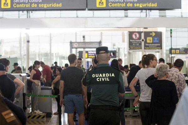 El pla B a l'aeroport