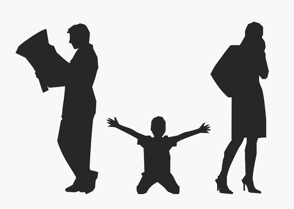 Nens, nenes, pares i mares