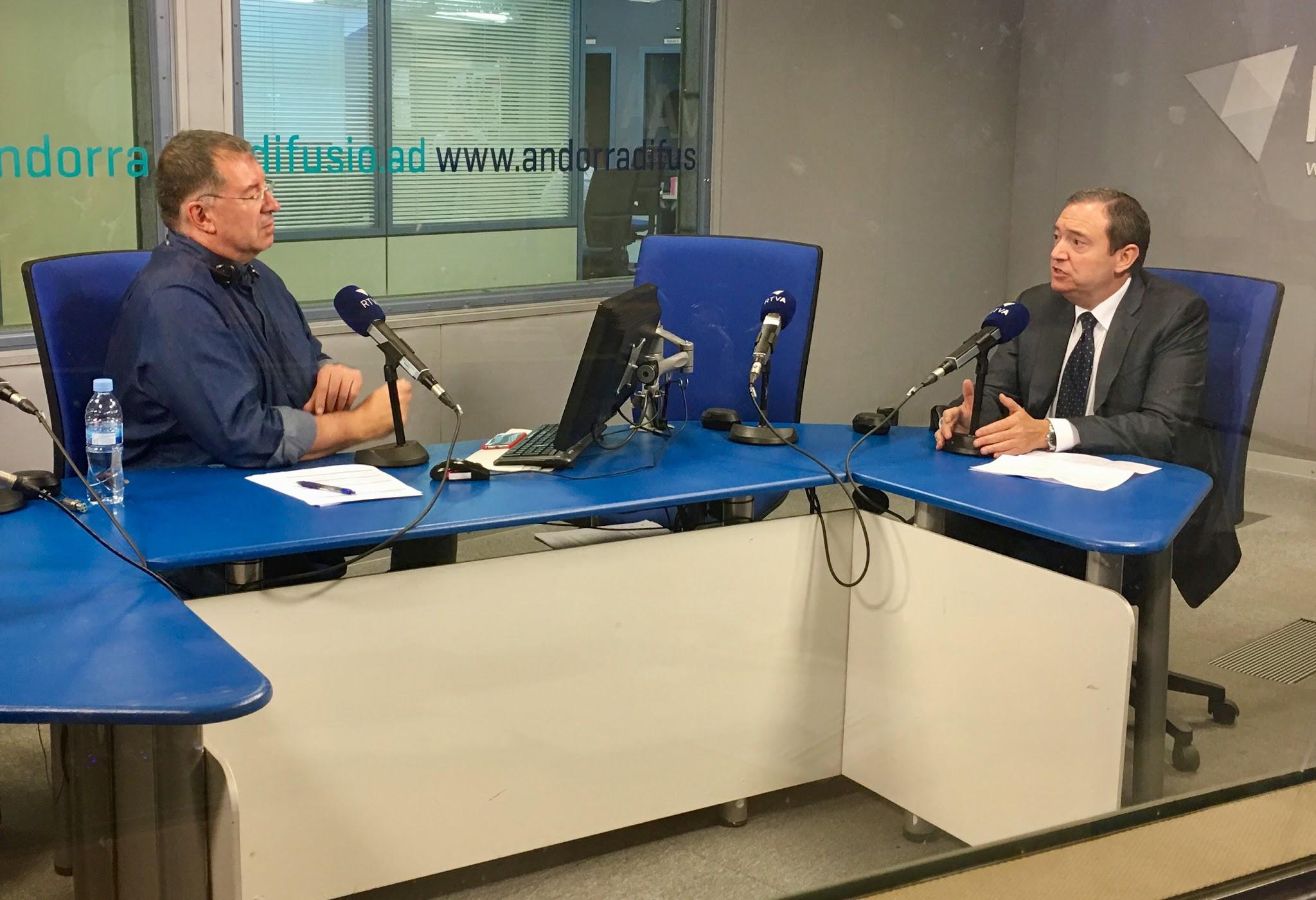 A punt de definir la taula público-privada de la 'Marca Andorra'