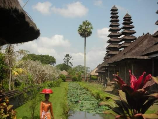 L'exotisme de Bali pot estar a l'abast de tothom