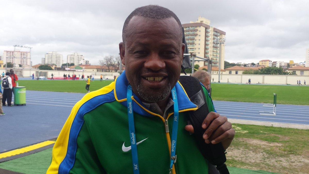 José Luiz Barbosa, l'exatleta brasiler que va establir el rècord dels 800 a l'Estadi Comunal