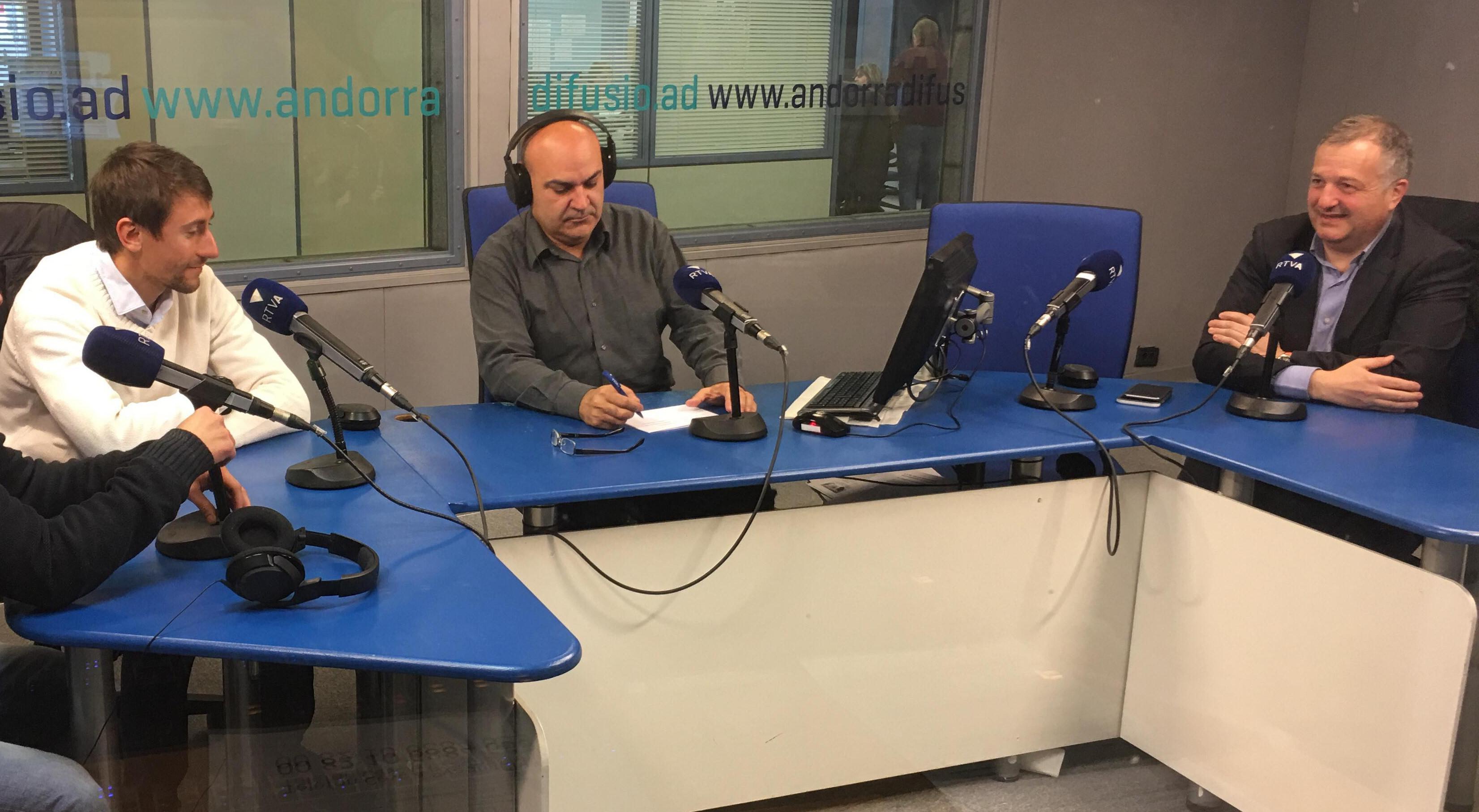 Tertúlia amb Bartumeu Gabriel i Jordi Cabanes