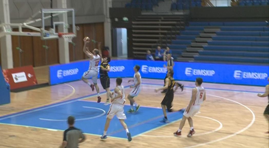 La selecció de bàsquet cau davant Montenegro