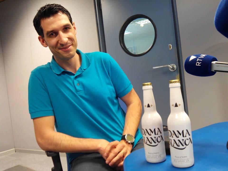 Entrevista Dama Blanca, amb Josep Bellosta
