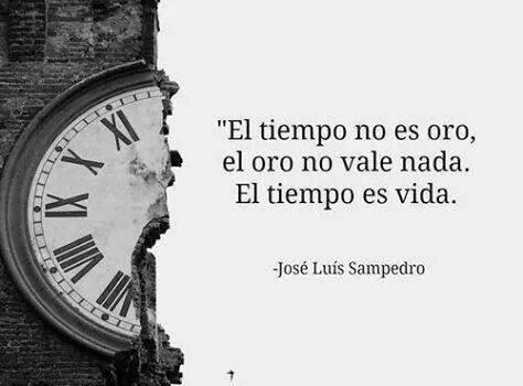 La gestió del nostre temps, de la nostra vida