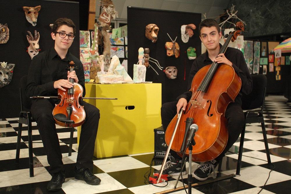 Institut de Música - 11è capítol 4a temporada