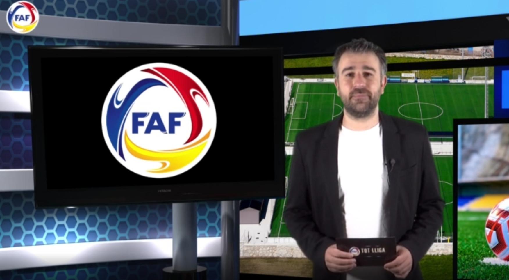Tot Lliga - L'Engordany es queda fora del play-off pel títol en un final d'infart