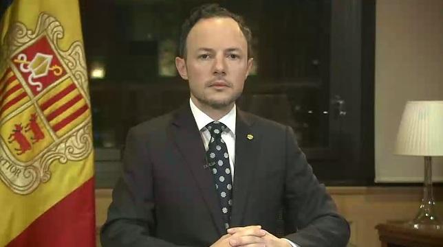Missatge institucional del cap de Govern del 21 de març: pla d'injecció de 200 milions
