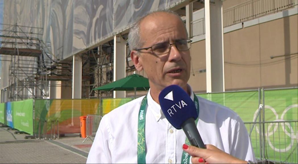 El Cap de Govern i la ministra d'Esports animen als participants als Jocs des de Rio