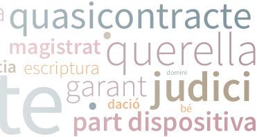 Pedigrí català: nou recurs de terminologia jurídica