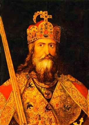 Si parlem s'un personatge il·lustre de la nostra història aquest és l'emperador Carlemany