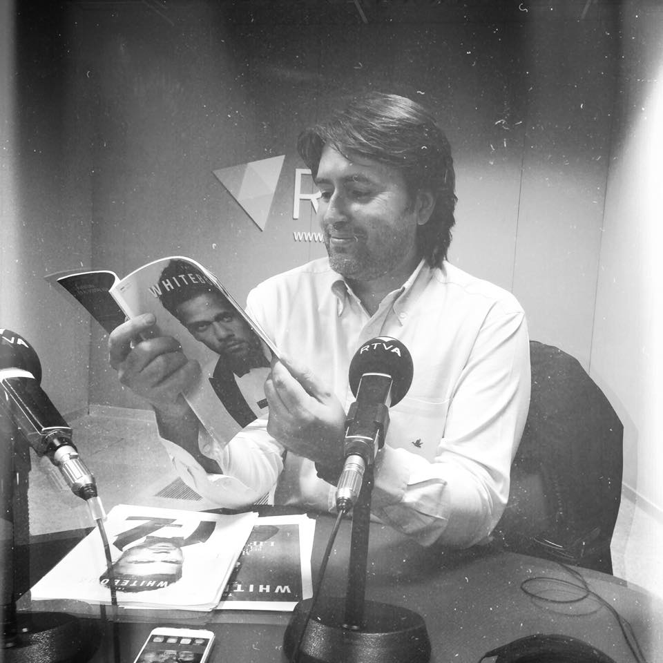 Whitebook amb Carles Naudi