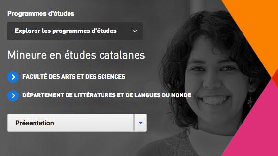 Pedigrí català: l'interès pel català a Montreal